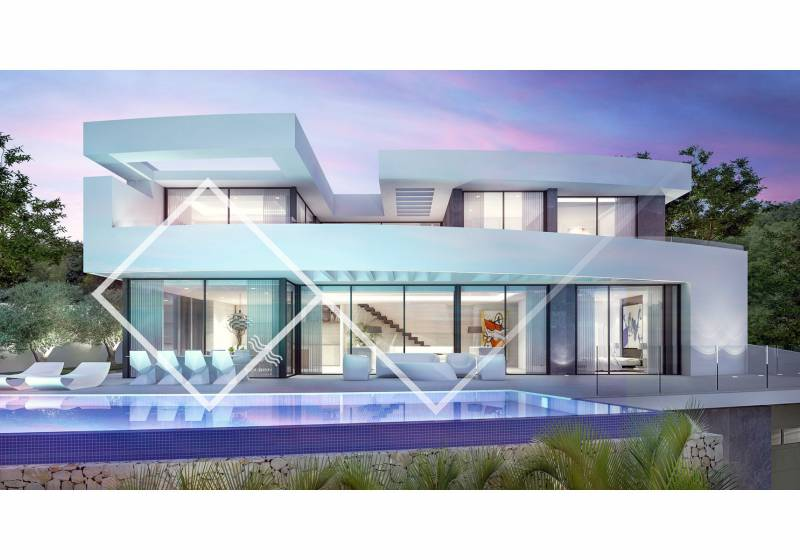 Villa - New build - Moraira - Vista del Valle