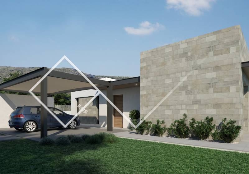 Villa - New build - Pedreguer - Pedreguer