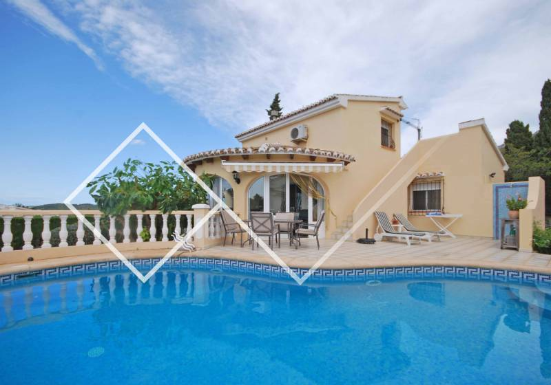 Villa - Resale - Benitachell - Calistros