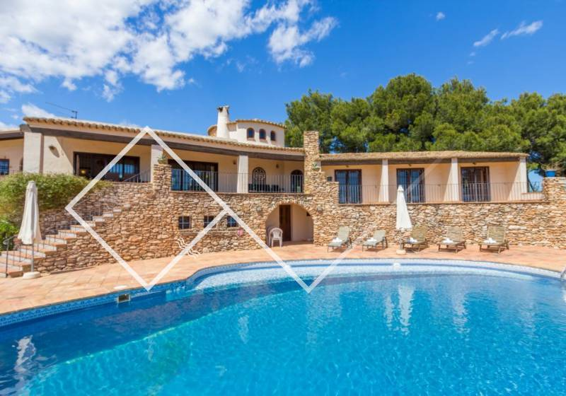 Villa - Resale - Calpe - Carrio