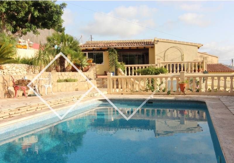 Villa - Resale - Javea - Center