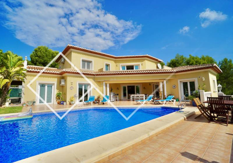 Villa - Resale - Javea - No aplicable