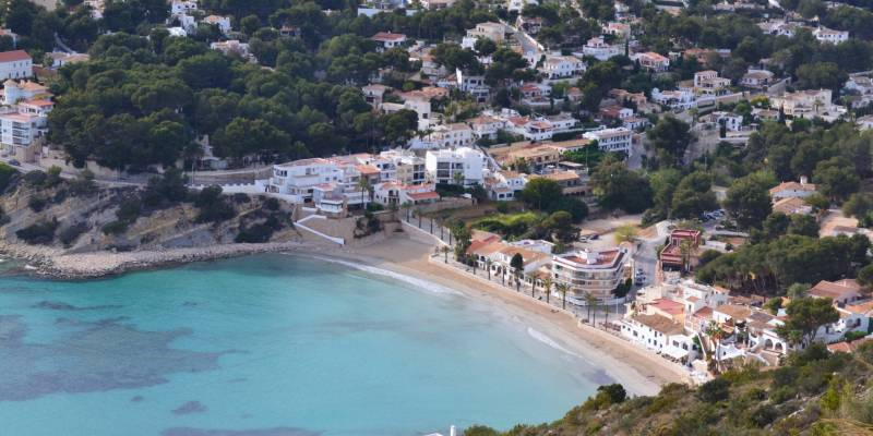 The best place for your short and long term rest is in our properties for sale in Moraira