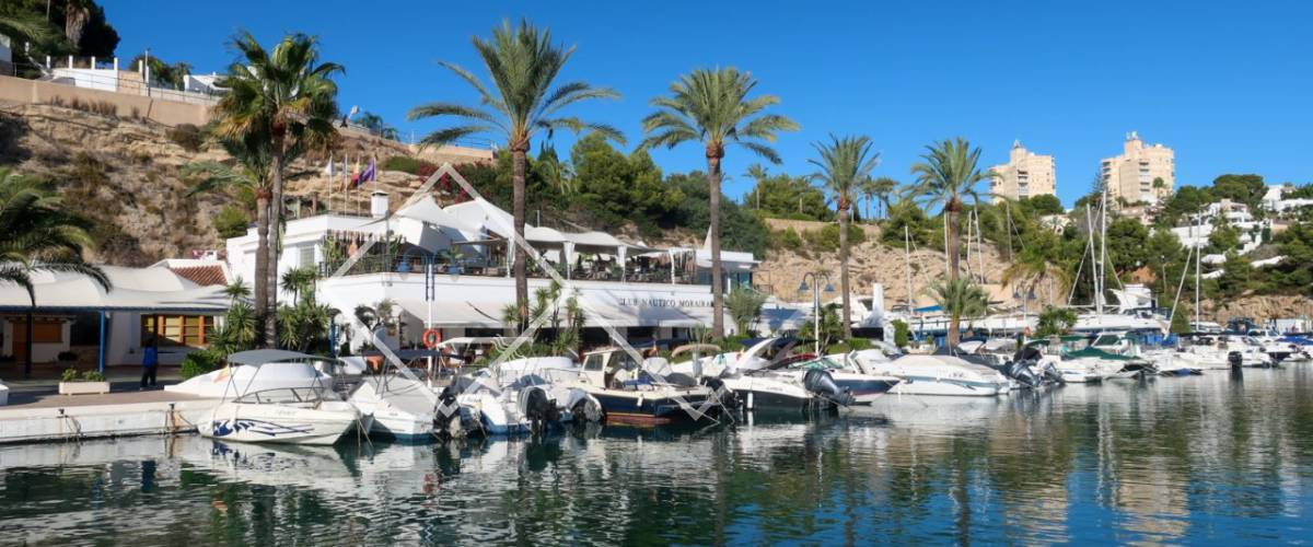 club nautico port moraira
