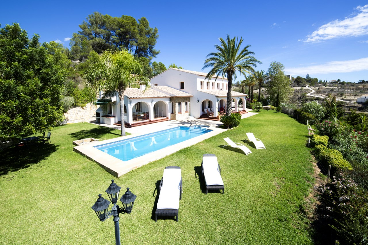 6 bedroom Country house in Benissa