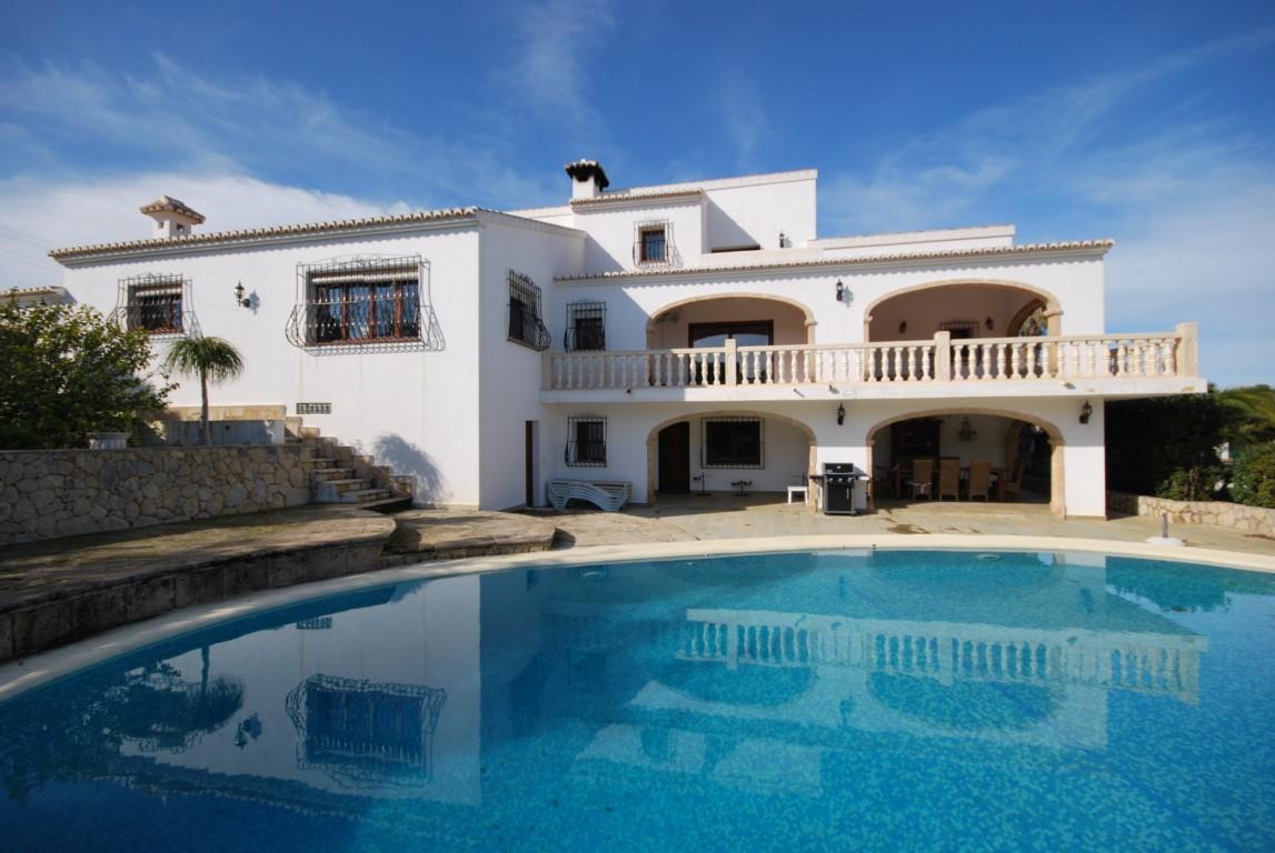 4 Slaapkamer Villa in Javea