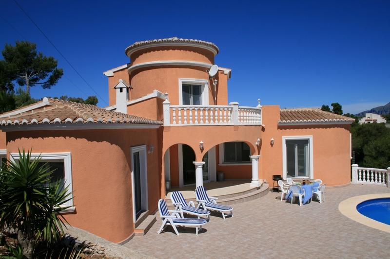 3 Slaapkamer Villa in Javea