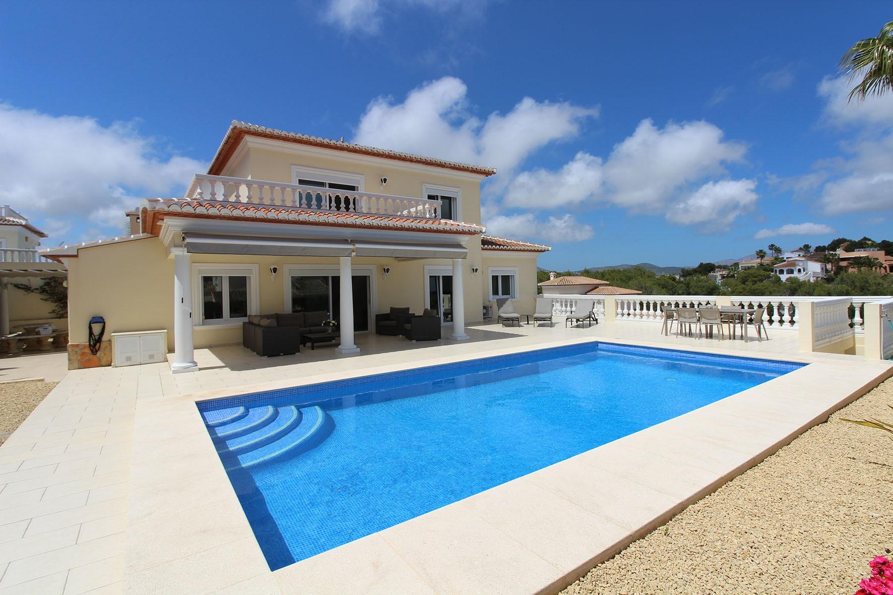 3 Slaapkamer Villa in Moraira