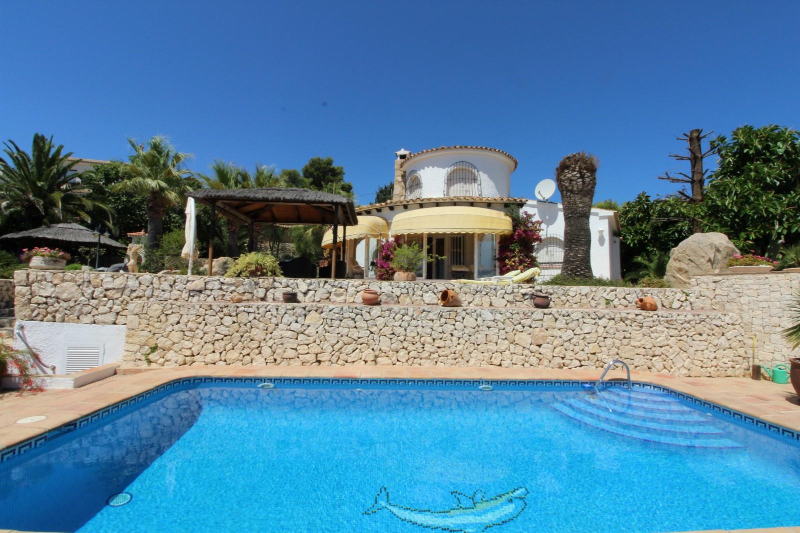2 Slaapkamer Villa in Benissa