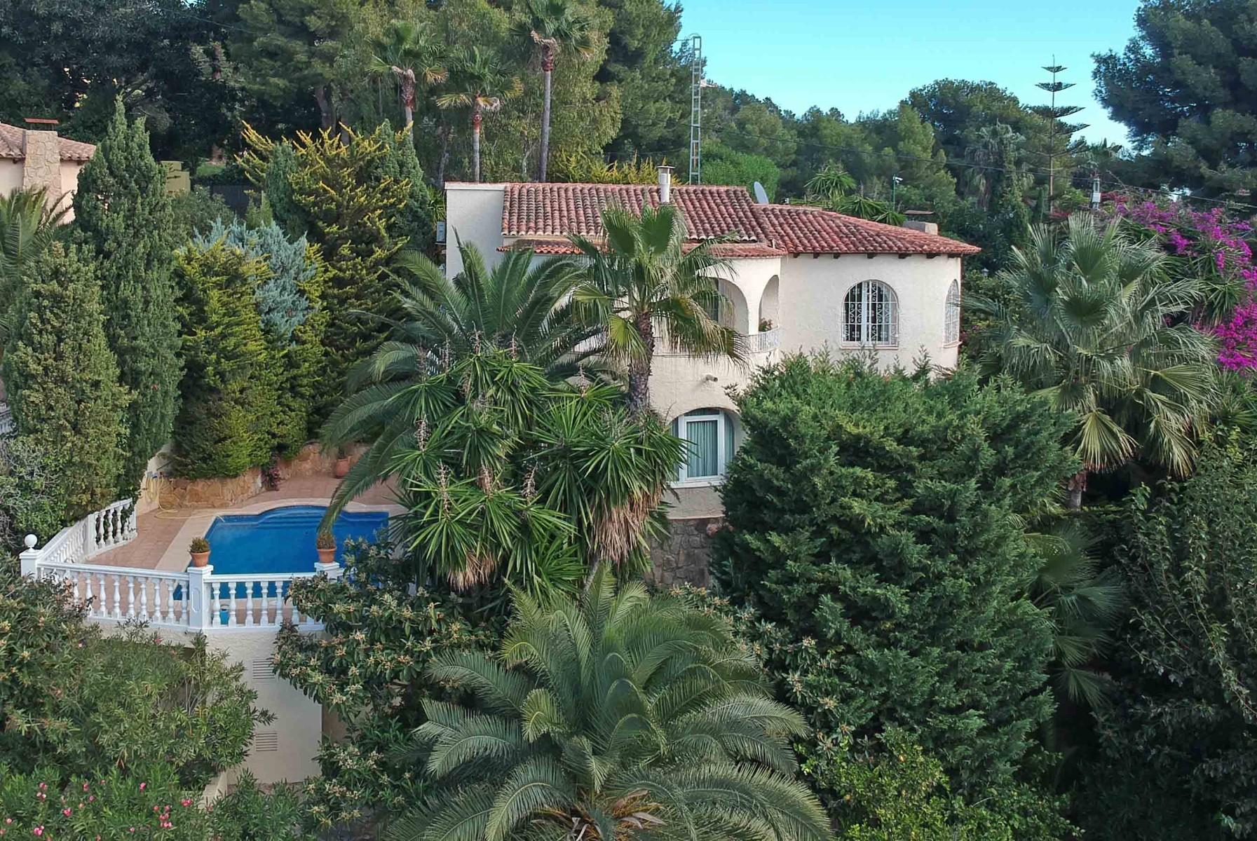 3 Slaapkamer Villa in Benissa