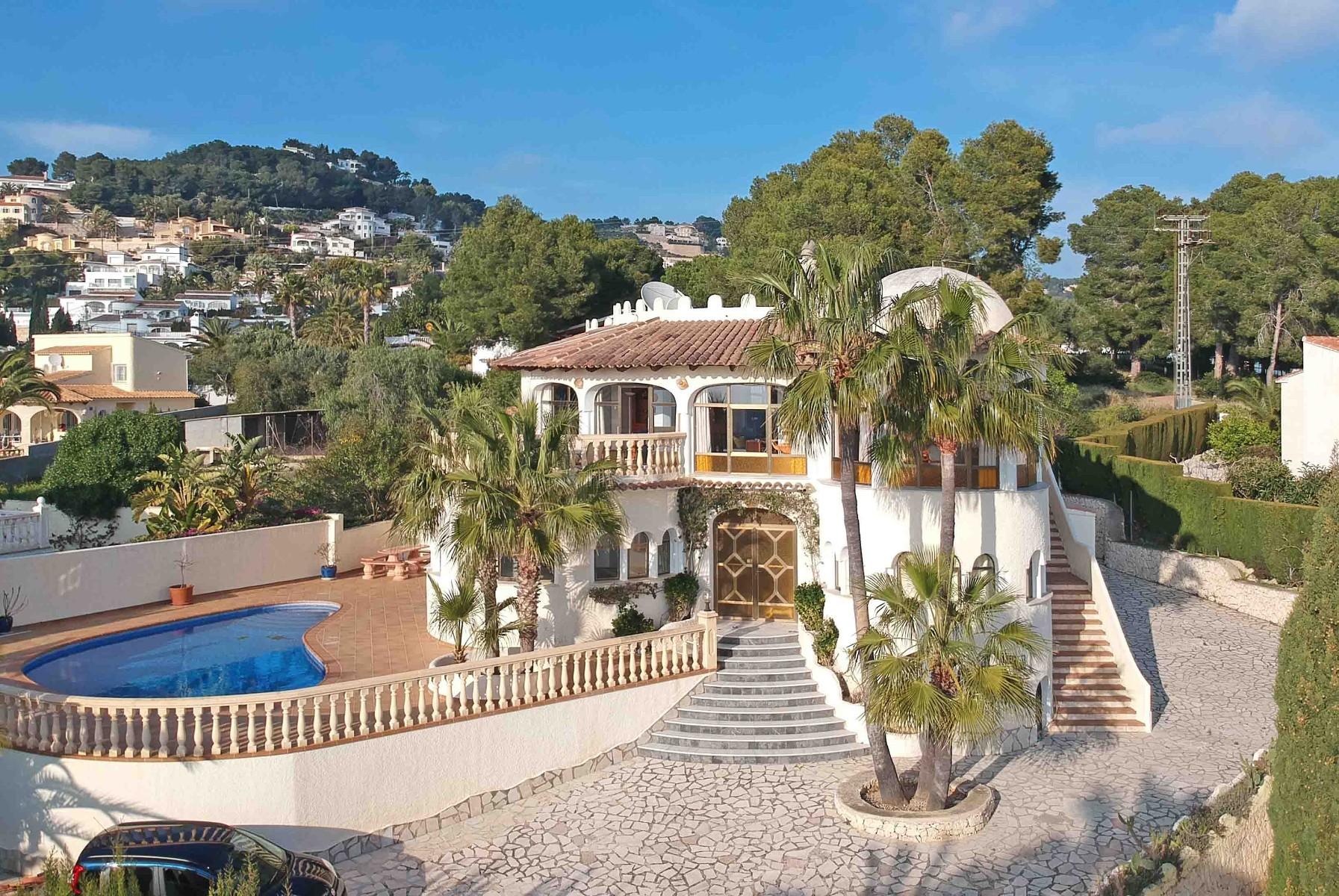 5 Schlafzimmer Villa in Benissa