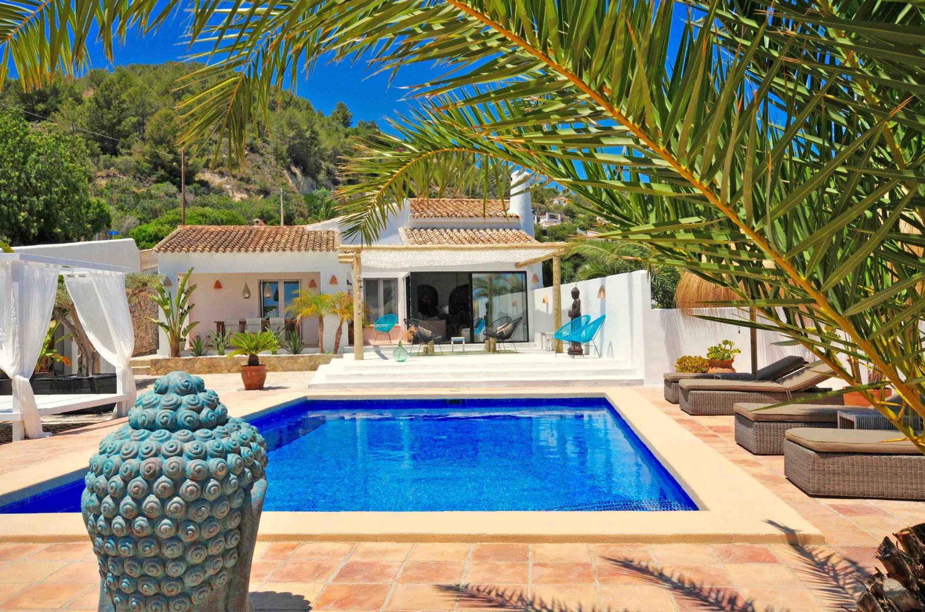 3 Schlafzimmer Villa in Benissa