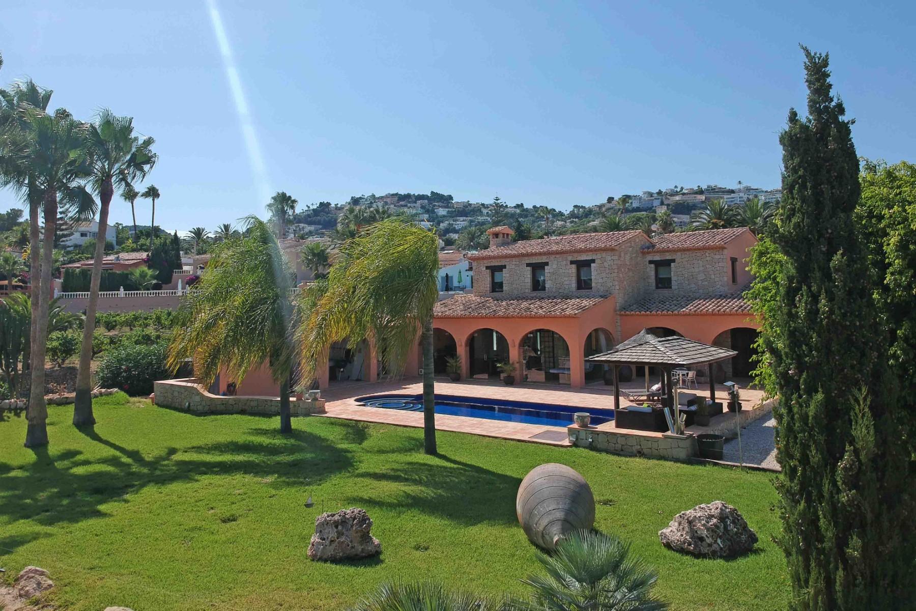Spain property for sale in Moraira, Valencia